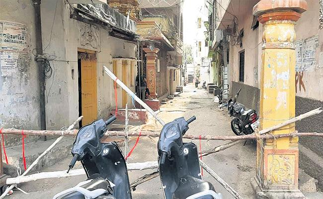 Coronavirus Cases Rising in Greater Hyderabad - Sakshi