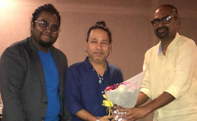 Kailash Kher Is Getting Super Response To Mad Movie Sufi Song - Sakshi