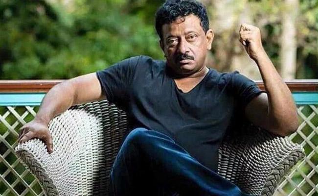 Ramgopal Varma Tweet On His Coronavirus Movie Trailer - Sakshi