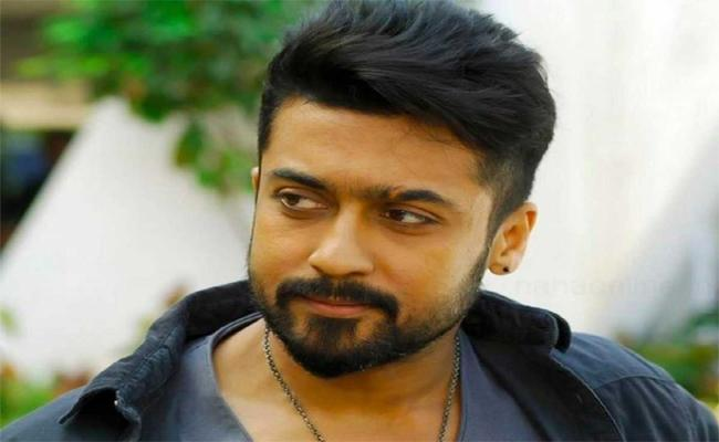 Actor Surya Is Rumored To Be Suffering From Injuries - Sakshi