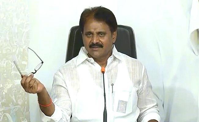 Minister Mopidevi Venkata Ramana Comments On Chandrababu - Sakshi