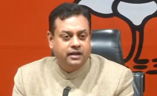 BJP spokesperson Sambit Patra hospitalised For Corona Symptoms - Sakshi