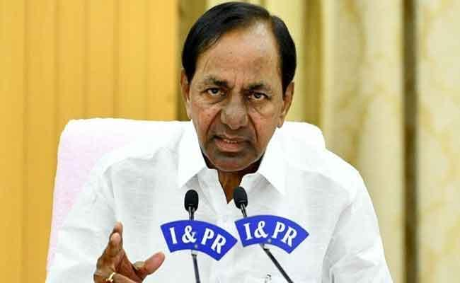 CM KCR Hold Review Meeting On Vanakalam Crop Cultivation - Sakshi
