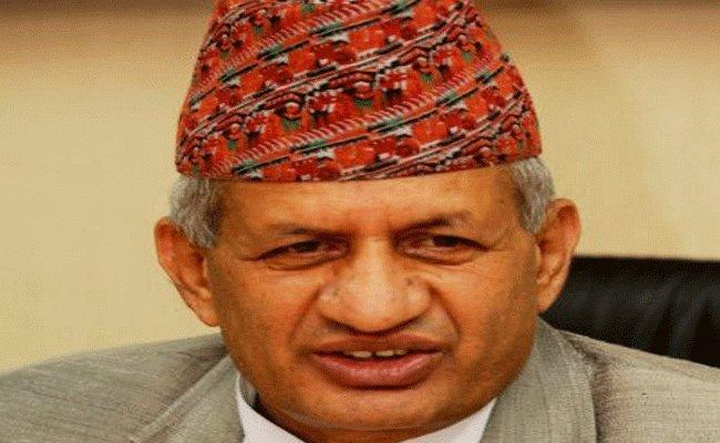 Pradeep Kumar Gyawali Says India Should Pull Out Forces From Kalapani - Sakshi