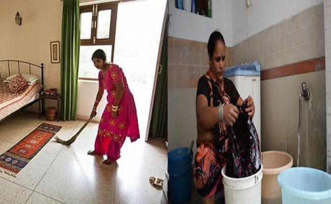 Lockdown: Are You Live Without Domestic helper They Are Part In Our Life - Sakshi