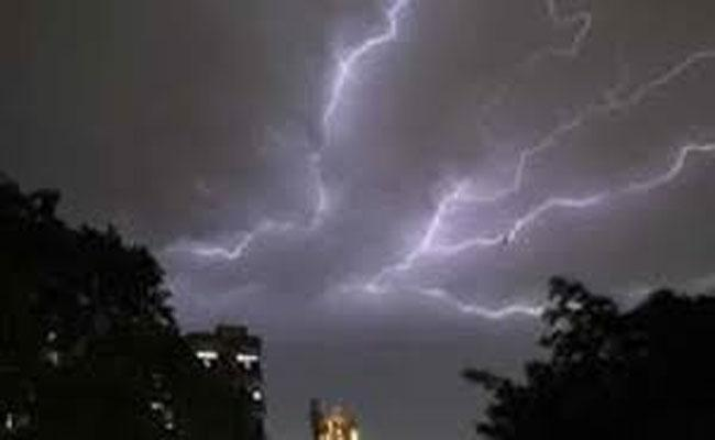 Thunderstorm Warning To Chittoor  - Sakshi