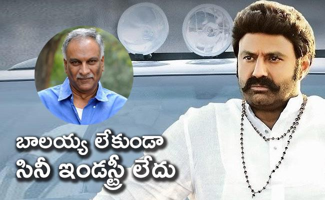 Tammareddy And C Kalyan Speaks With Media Over Balakrishna Controversy - Sakshi
