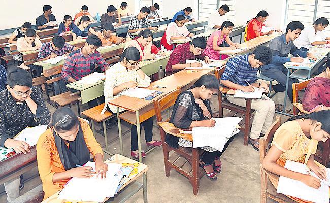 Education Department Focus On Intermediate Colleges Academic Year - Sakshi