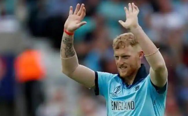 Never said India Lost Deliberately To England At World Cup, Stokes - Sakshi
