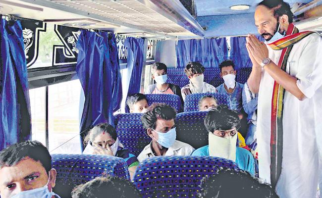 Telangana Government Fails In Coronavirus Testing Says Uttam Kumar Reddy - Sakshi