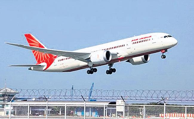 Air India employee unions seek Rs 50,000 crore financial package - Sakshi