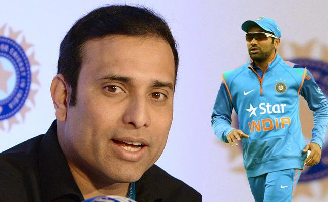 Handle Pressure Made Rohit Most Successful IPL Captain, Laxman - Sakshi