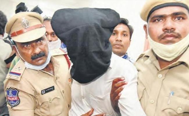 Focso Act Case File on Sanjay Kumar Yadav in Geesukonda Murders - Sakshi