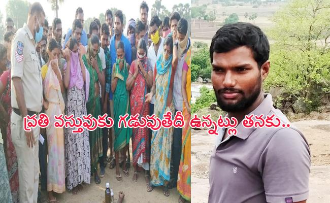 Young Man Commits End Lives in Khammam - Sakshi
