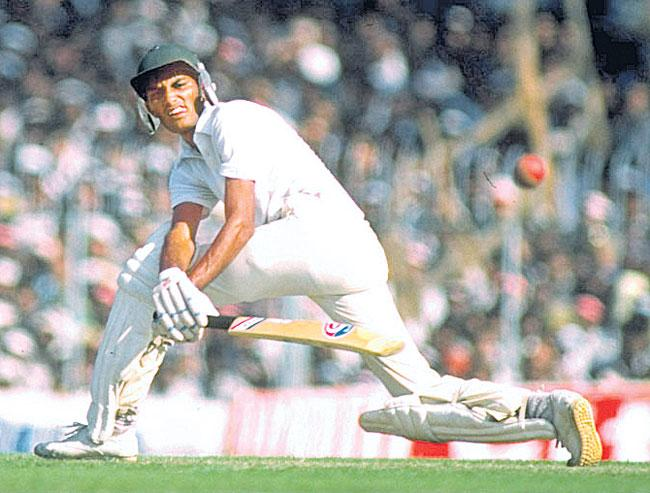 international cricket centuries by Mohammad Azharuddin - Sakshi