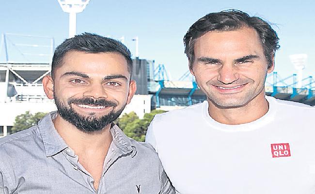 Roger Federer Registered First Rank In Forbes - Sakshi