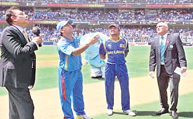 Kumar Sangakkara Once Again Remember About 2011 World Cup Toss - Sakshi
