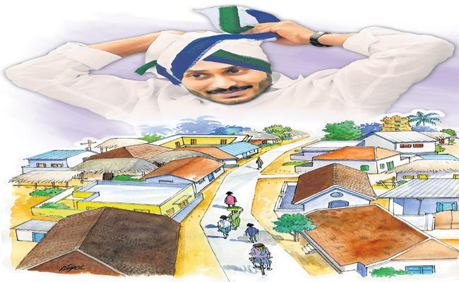 One Year Of YS Jaganmohan Reddy Rule In Andhra Pradesh - Sakshi