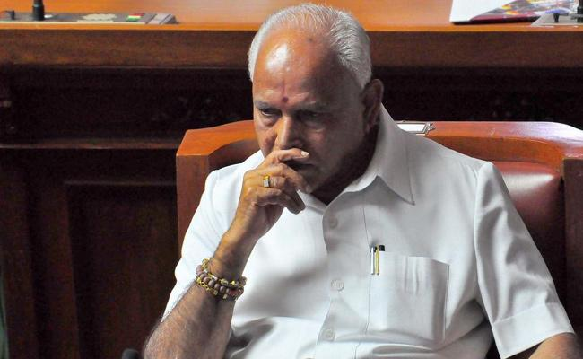 Some Karnataka BJP MLAs hold meeting Against CM Yeddyurappa - Sakshi