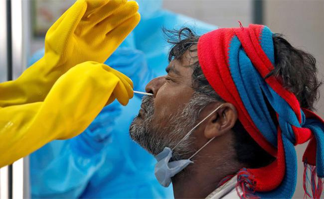 What The Latest Data on India Coronavirus Testing Tells Us - Sakshi