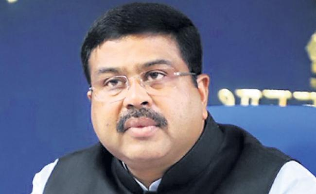 Govt is looking at starting home delivery of petrol and CNG - Sakshi