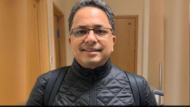 Indian Origin Doctor Working On COVID-19 Found Dead In UK Hotel - Sakshi