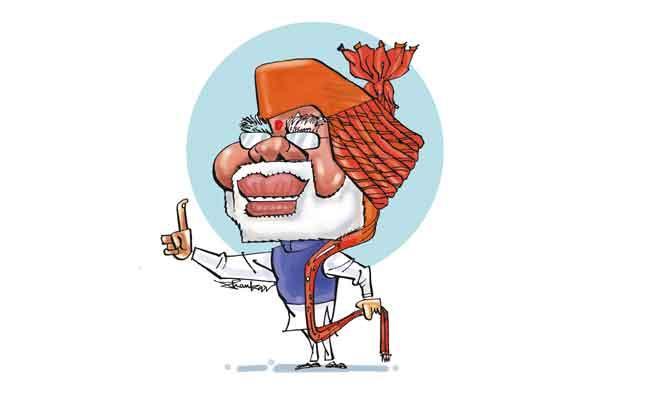 Prakash Javadekar Article On Narendra Modi One Year Rule - Sakshi