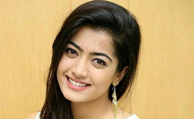 Rashmika Mandanna opens up about amid lockdown - Sakshi