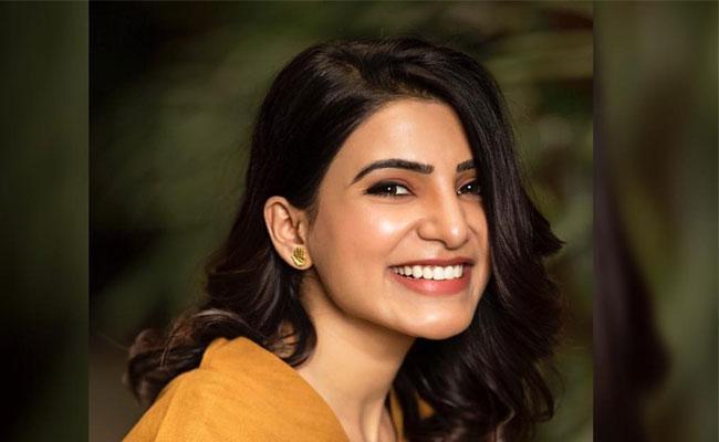 Samantha Akkineni Reveals School Report Card That She Was A Topper - Sakshi