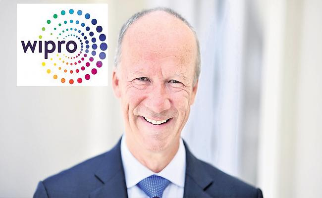 Wipro appoints former Capgemini executive Thierry Delaporte as CEO - Sakshi