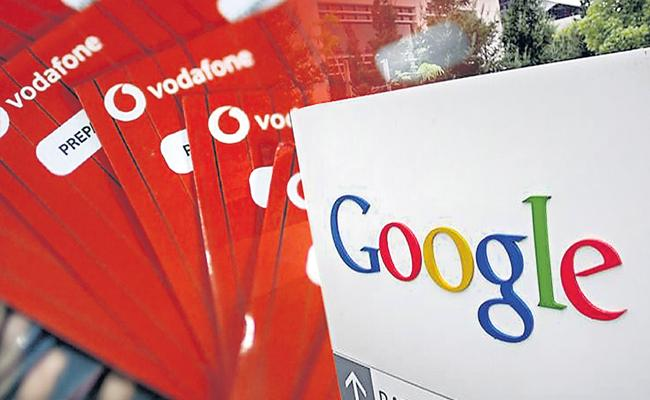 No proposal from Google on investment says vodafone idea - Sakshi