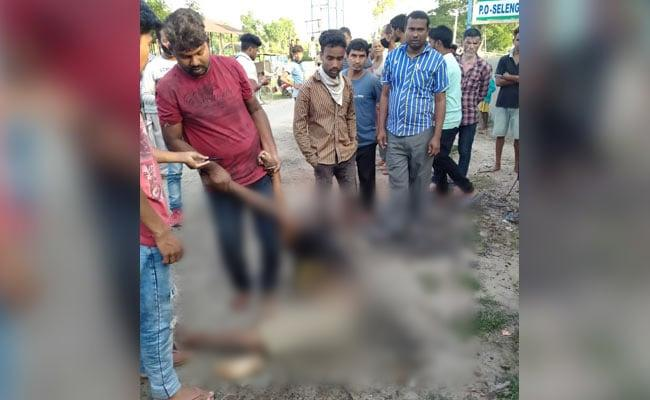 50 Members Mob Brutally Attack On Two Youth One Deceased In Assam - Sakshi