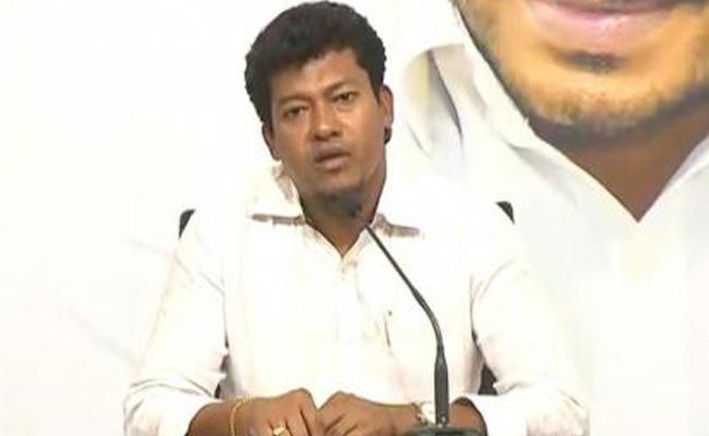 Sidiri Appalaraju Slams Chandrababu Naidu - Sakshi