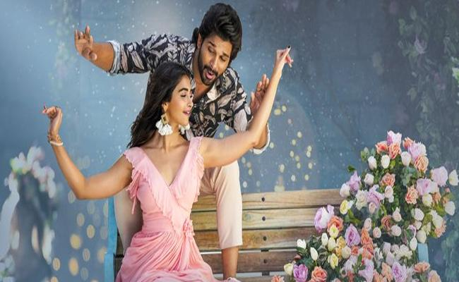 Butta Bomma Video Song Crosses 200 Million Views In Youtube - Sakshi
