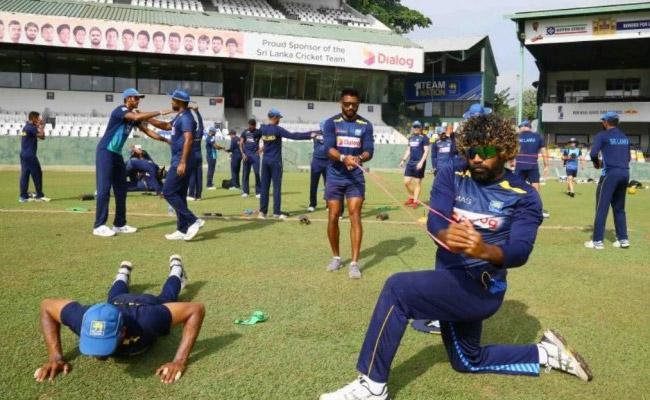 Sri Lanka Cricketers Mainly Bowlers Will Return To Training - Sakshi