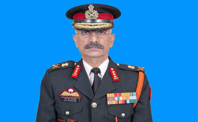 Indian Army Chief Slams Pakistan Claims Over To Be Friend Of Kashmiris - Sakshi