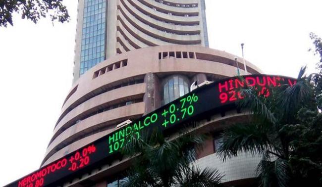 Sensex 32170 up and down - Sakshi