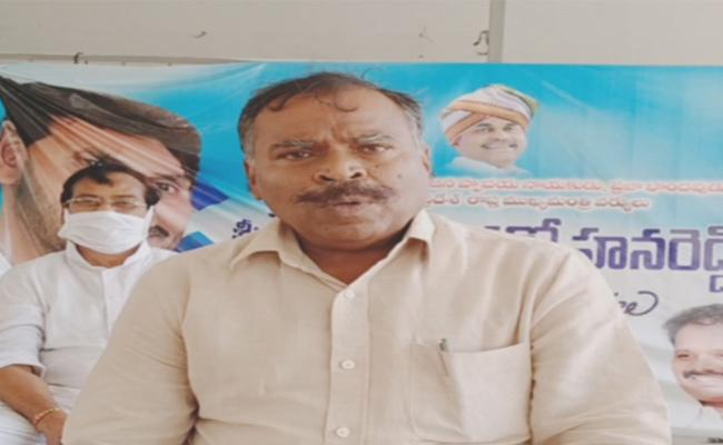YSRCP MLA Golla Babu Rao Fires On TDP Leaders - Sakshi