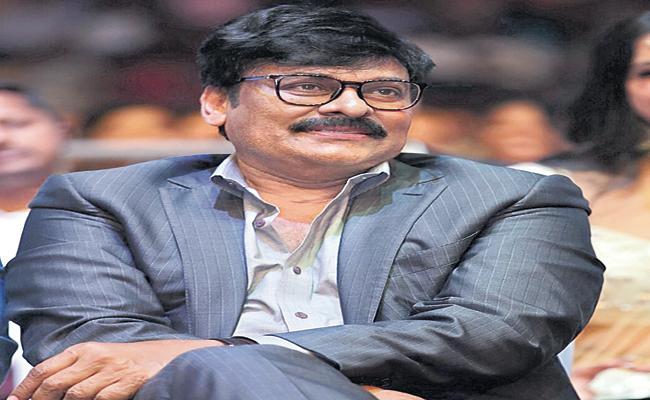 Buzz is that Megastar Chiranjeevi to act in Web series - Sakshi