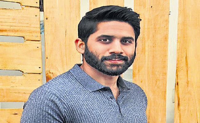 Naga Chaitanya Becoming as Movie producer - Sakshi