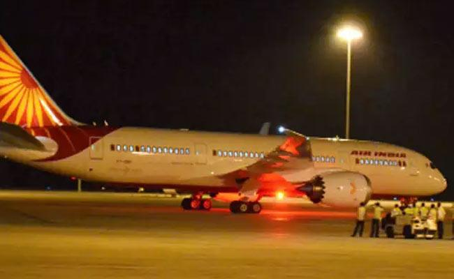 india flights schedule from abroad - Sakshi