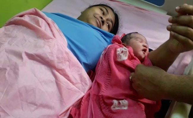 TMC MP Aparupa Poddar Gives Birth To Baby Girl Nick Names Corona - Sakshi