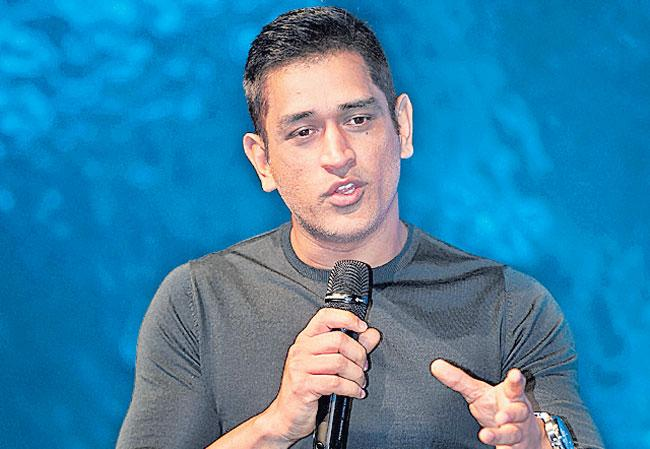 Mental weakness is termed as mental illness says MS Dhoni - Sakshi