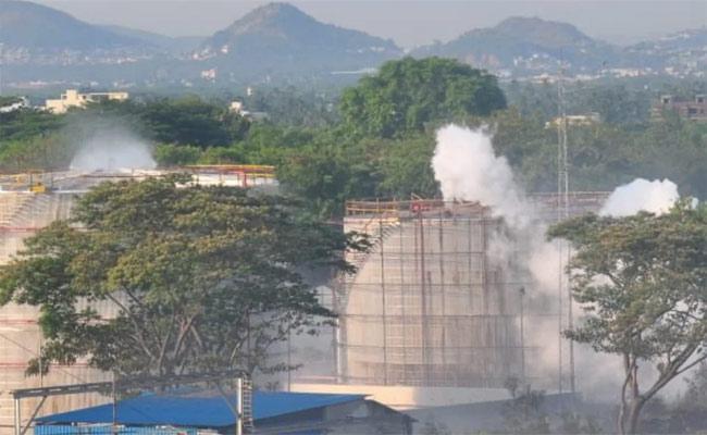 Sakshi Editorial On Visakhapatnam Gas Leak