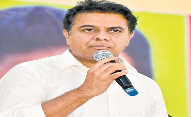 Seven Thousand Crores Sanctioned For Rythu Bandhu Scheme Says KTR - Sakshi