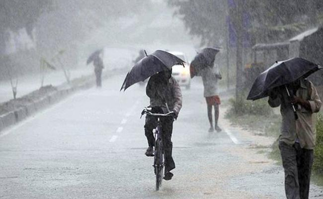 Southwest Monsoon Winds Enter In Andhra Pradesh - Sakshi