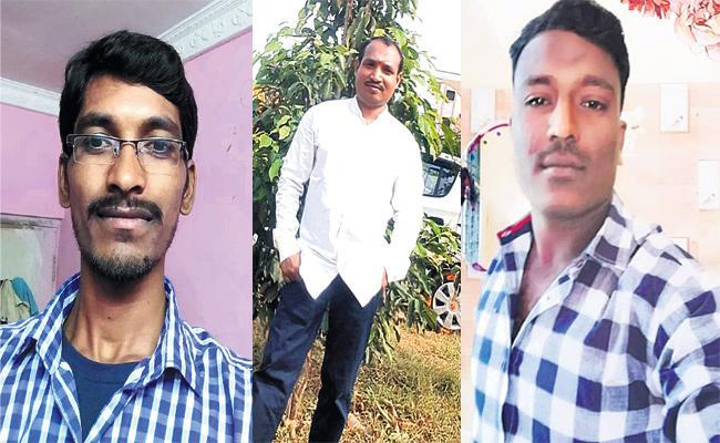 Three Deceased in Car Accident Chevella Rangareddy - Sakshi