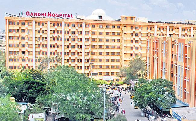Coronavirus Plasma Therapy Treatment Success in Gandhi Hospital - Sakshi