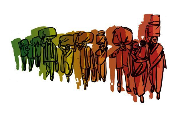 Prasada Murthy Poem On Lockdown - Sakshi