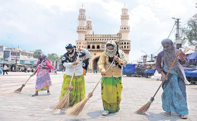 Sanitation Drive in Greater wards From Today - Sakshi